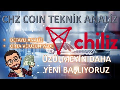 ZENGİN OLUYORUZ ! CHZ Coin Analiz / CHZ Analiz / Chiliz Analiz