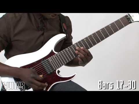 Prog-Gnosis with Tosin Abasi: Double Picking
