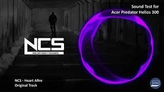 Acer Predator Helios 300 Sound Test