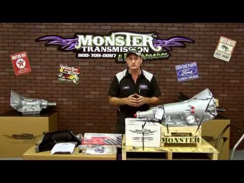 Monster Transmission's 700 R4 Master Conversion Package