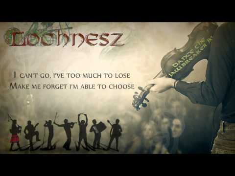 LochNesz - The Howling Wind (Tam Lin) OFFICIAL LYRIC VIDEO