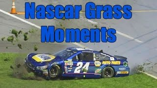 Nascar Grass Moments