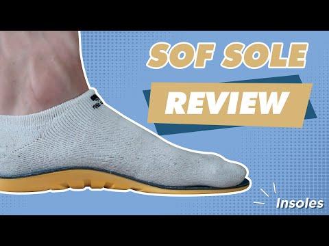 Sof Sole Athlete Best Insoles for Plantar Fasciitis (2020)