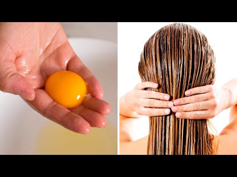 4 Home Remedies for Thicker Hair