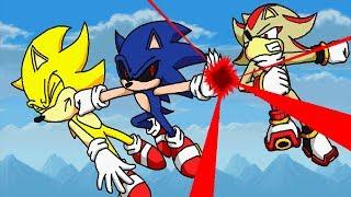 Sonic The Lost Age #5: A única opção...