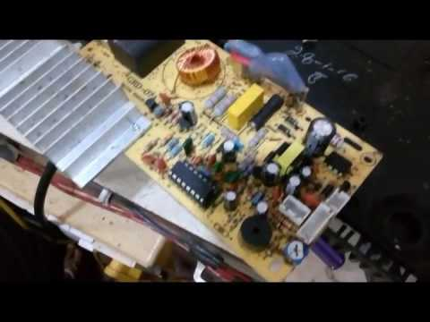 Induction Cooker Repair Dead Fault In Hindi Youtube