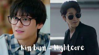 Lee Rang  Kim Bum  Nightcore Tale of the nine tailed