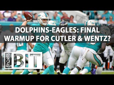 Miami Dolphins at Philadelphia Eagles | Sports BIT | NFL Picks