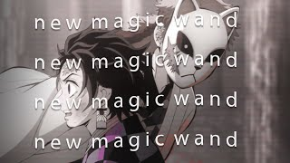 NEW MAGIC WAND
