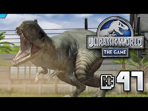 Gigantosaurus V2.0 || Jurassic World - The Game - Ep 47 HD