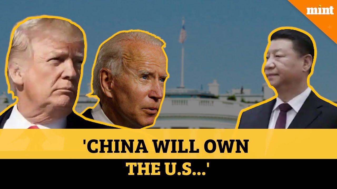 'China dreaming of Joe Biden': Donald Trump slams rival   US elections 2020