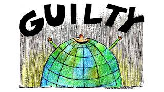 7 cartoons about Derek Chauvin being found guilty