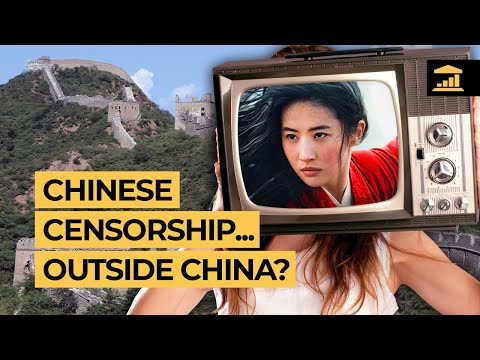 Could CHINA be exporting its CENSORSHIP to the rest of the WORLD? - VisualPolitik EN