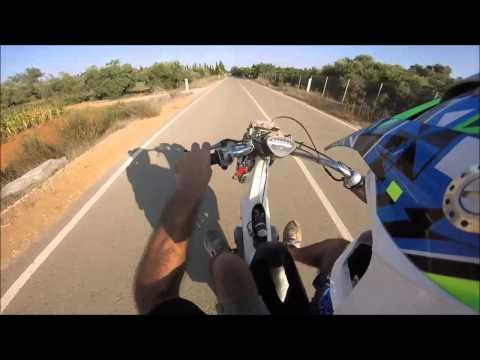 Honda Chaly Wheelie