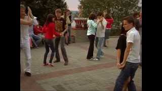 Open Air. Открытый урок латиноамериканского танца. Бачата.