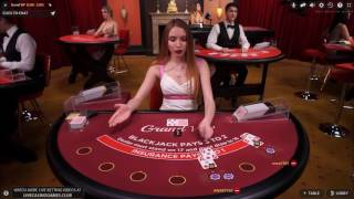 High Stakes Blackjack - JUST WOW!