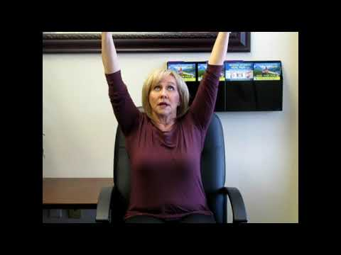 Donna Eden & Qigong Seated Exercises