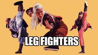 Wu Tang Collection - Leg Fighters