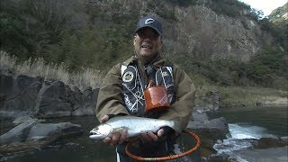 #002 陽春のいざない 渓流の山女魚を求めて