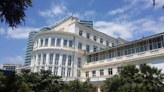 Гостиница Приморская 1 Сочи Россия обзор отеля территория