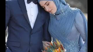 Мусульманские свадебные платья | фото