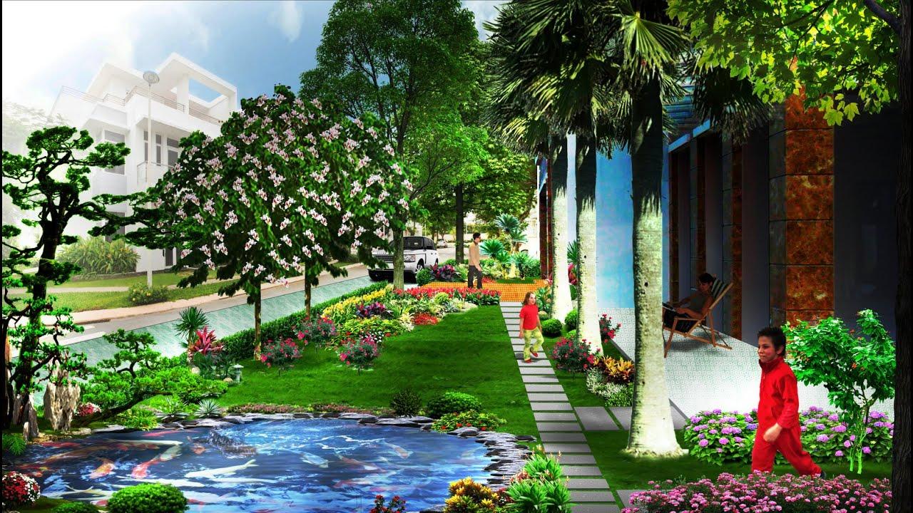 design garden with coreldraw youtube design garden with coreldraw