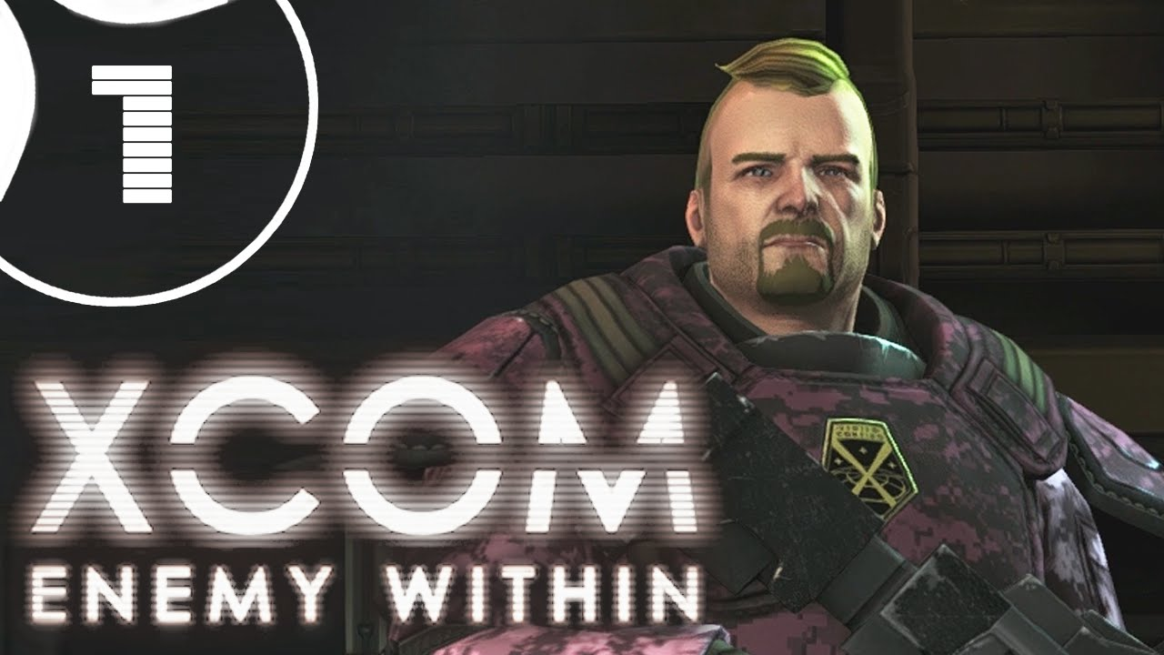 Let 39 s play xcom enemy within ironman impossible part 1 for Portent xcom
