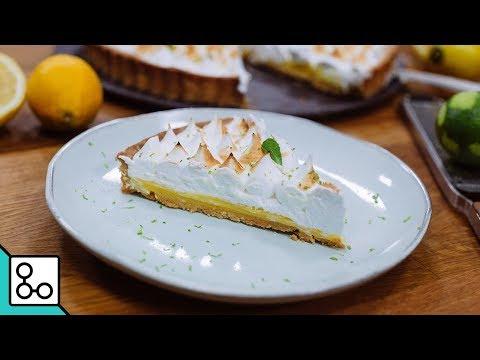 Tarte au citron meringuée - YouCook