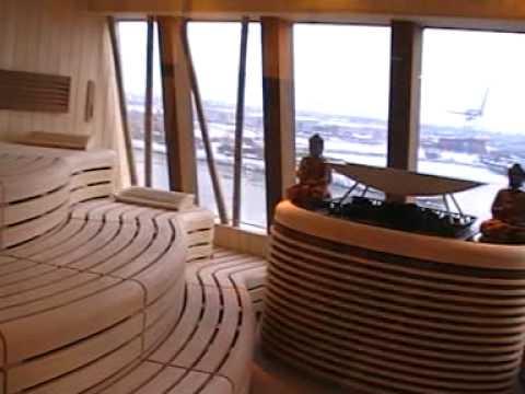 aidablu hamburg sauna hafen aida kreuzfahrten aidablue film video clubschiff youtube. Black Bedroom Furniture Sets. Home Design Ideas