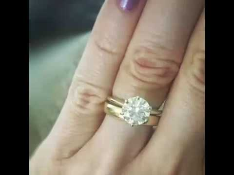 Latest sample gold ring design for la s