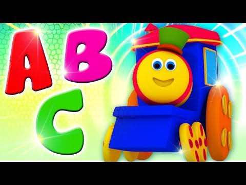 Nursery Rhymes & Songs for Kids | Cartoon Videos for Children – Bob The Train