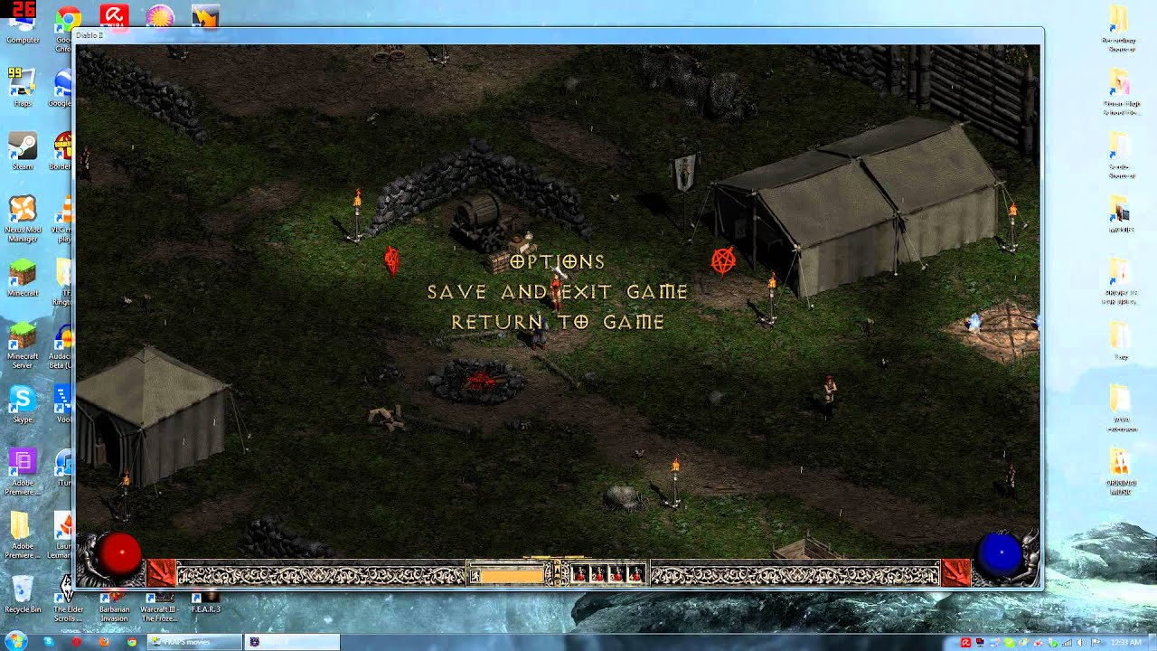 Multires For Diablo Ii Lod Higher Game Resolutions
