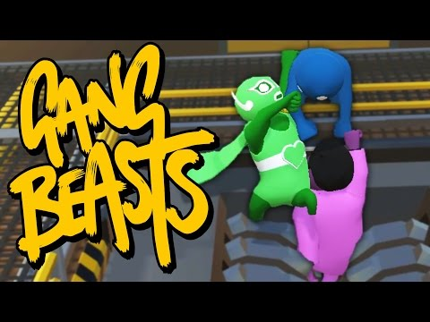 Thumbnail: I WHIP MY CAPE BACK AND FORTH | Gang Beasts Online