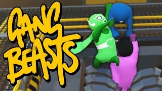 I WHIP MY CAPE BACK AND FORTH | Gang Beasts Online thumbnail