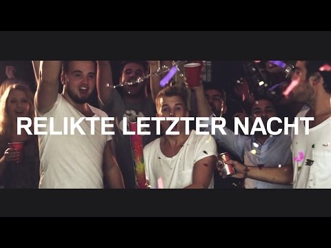 KAYEF - RELIKTE LETZTER NACHT (Official Video) prod. by Topic
