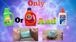 How to make slime with gain free music download how to make slime with only glue and gain or tide ccuart Choice Image