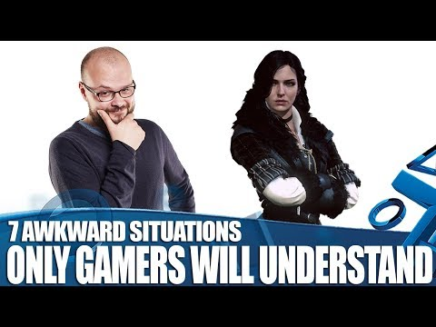 7 Awkward Social Situations Only Gamers Will Understand