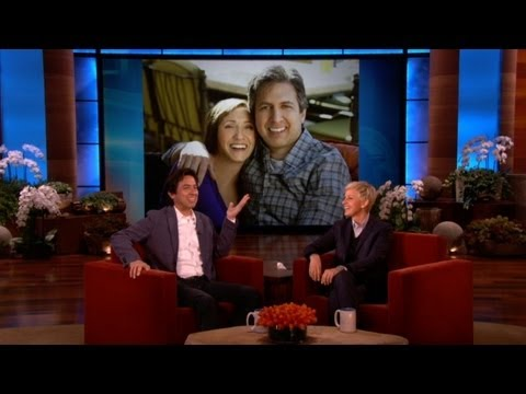 Ray Romano on Back Scratching