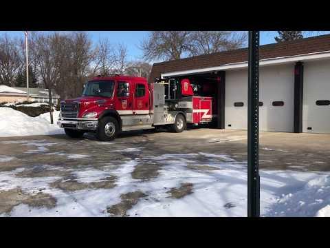 Bloomington Fire NEW Ladder 2