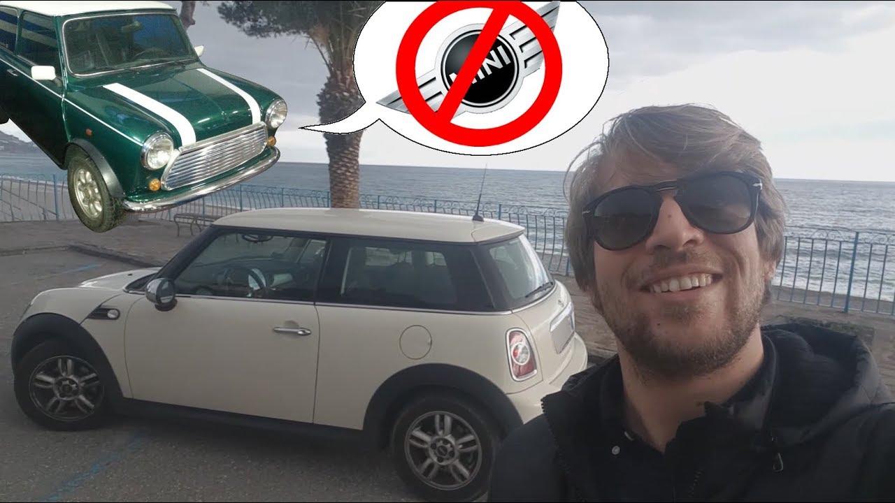 2011 Bmw Mini One Review A Modern Car I Like Youtube