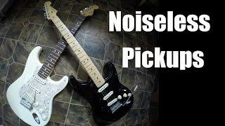 Single Coil vs Noiseless Pickups - Guitar Tone Comparison!