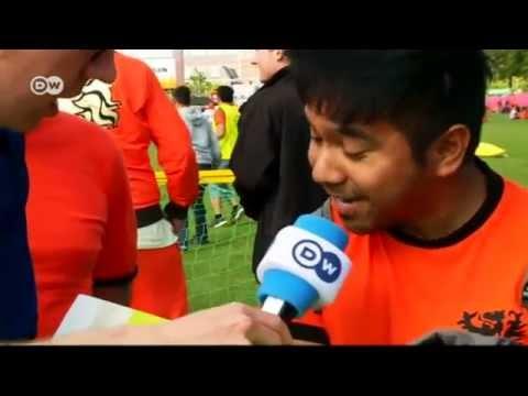 Fußballbegeisterung in Amsterdam | Euromaxx - Der WM-Reporter