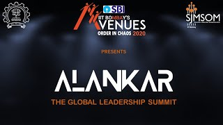 ALANKAR 2020 | OFFICIAL SPEAKER RELEASE | SJMSOM | IIT BOMBAY | VIRTUAL FEST | B-SCHOOL FEST | INDIA