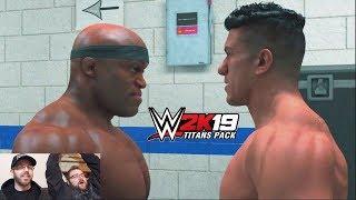 WWE 2K19 Titans Pack DLC