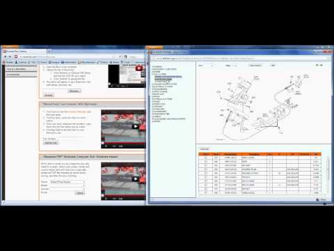 Kubota Parts Manual Entry