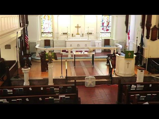 St. John's Service June 13, 2021