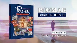 capa de Poemar de Paula Sousa Ribeiro