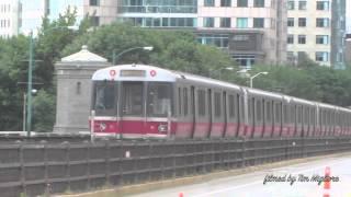 The Subway of Boston