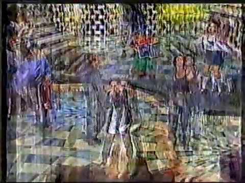 Martine @ Xuxa (Live in Brazil 1995) Tough Girl