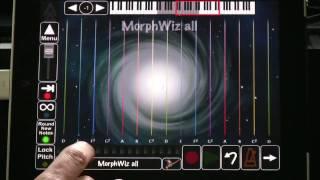 Відео Інструкція MorphWiz 1 - Основний Екран